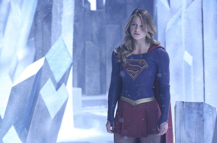 Watch: Supergirl fights to free the enslaved minds of National City's populace in the penultimate episode of Season One