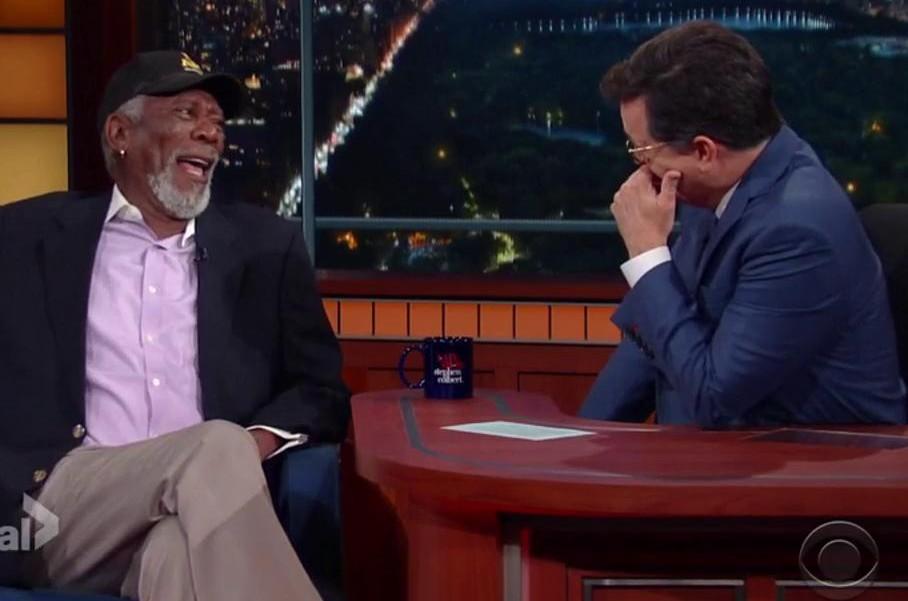 Meet Morgan Freeman, the Executive Producer Behind Madam Secretary