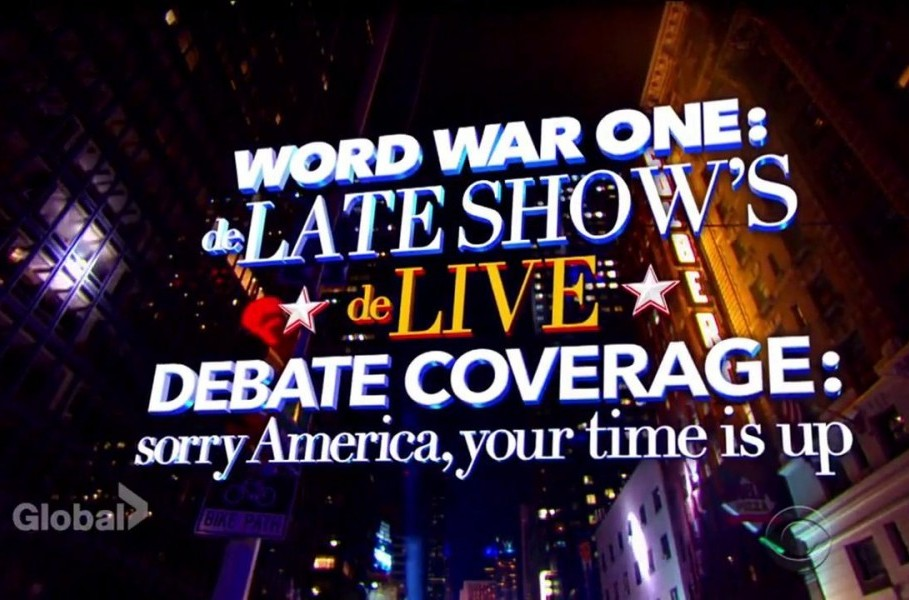 Stephen Colbert's Live Presidential Debate Coverage: What You Need To Know