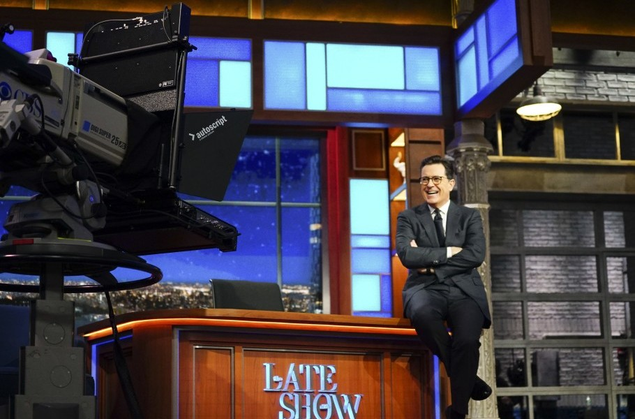 Colbert's Live Late Show Special: Address to Congress Edition