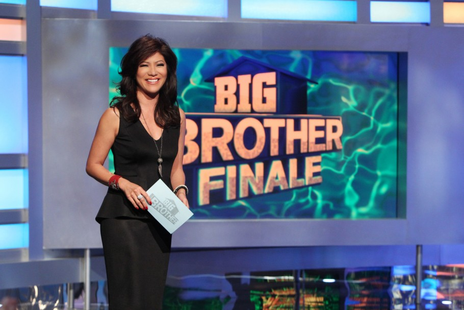 Big Brother host Julie Chen visits The Late Show with Stephen Colbert