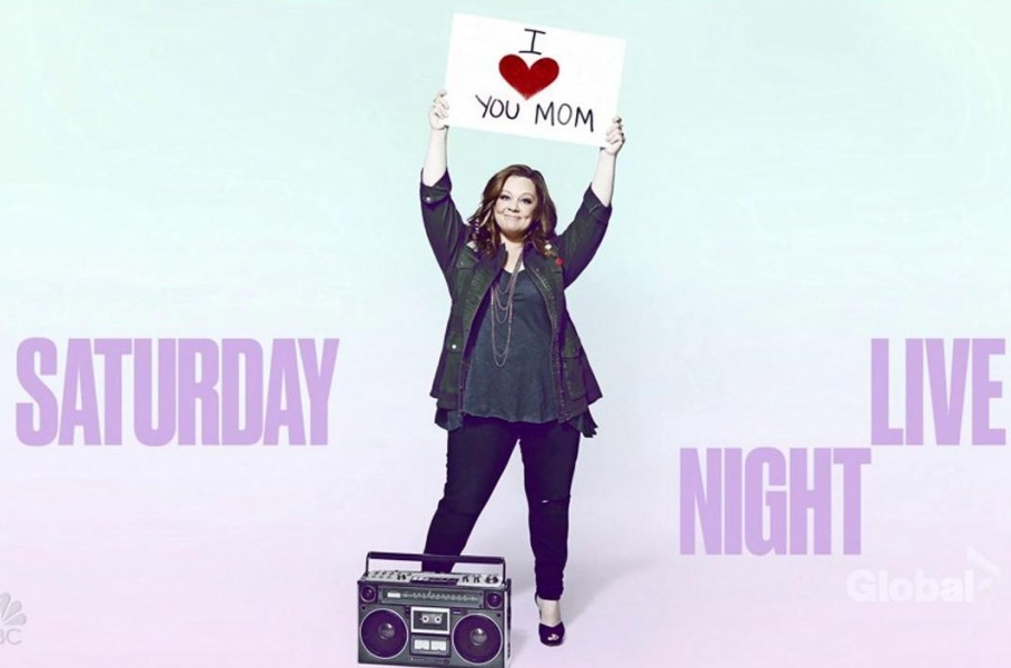 Finally, Melissa McCarthy hosts Saturday Night Live