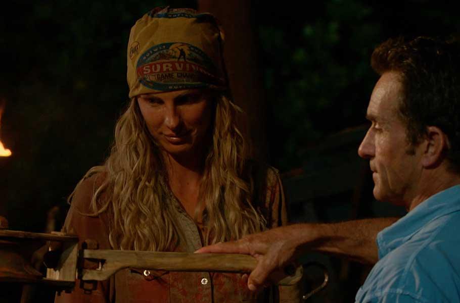"Sierra Thomas: ""I let my guard down"" – Survivor 34 Exit Interview"