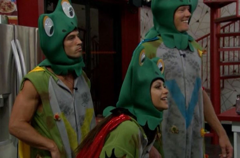 Big Brother Spoilers: The House Gets Froggy