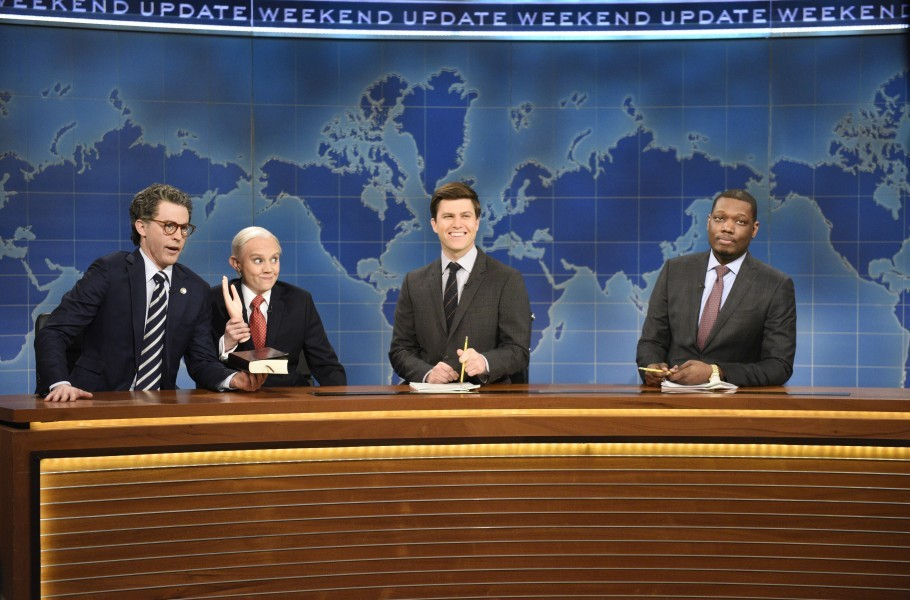SNL Weekend Update: Summer Edition Launches Aug 10 on Global TV!