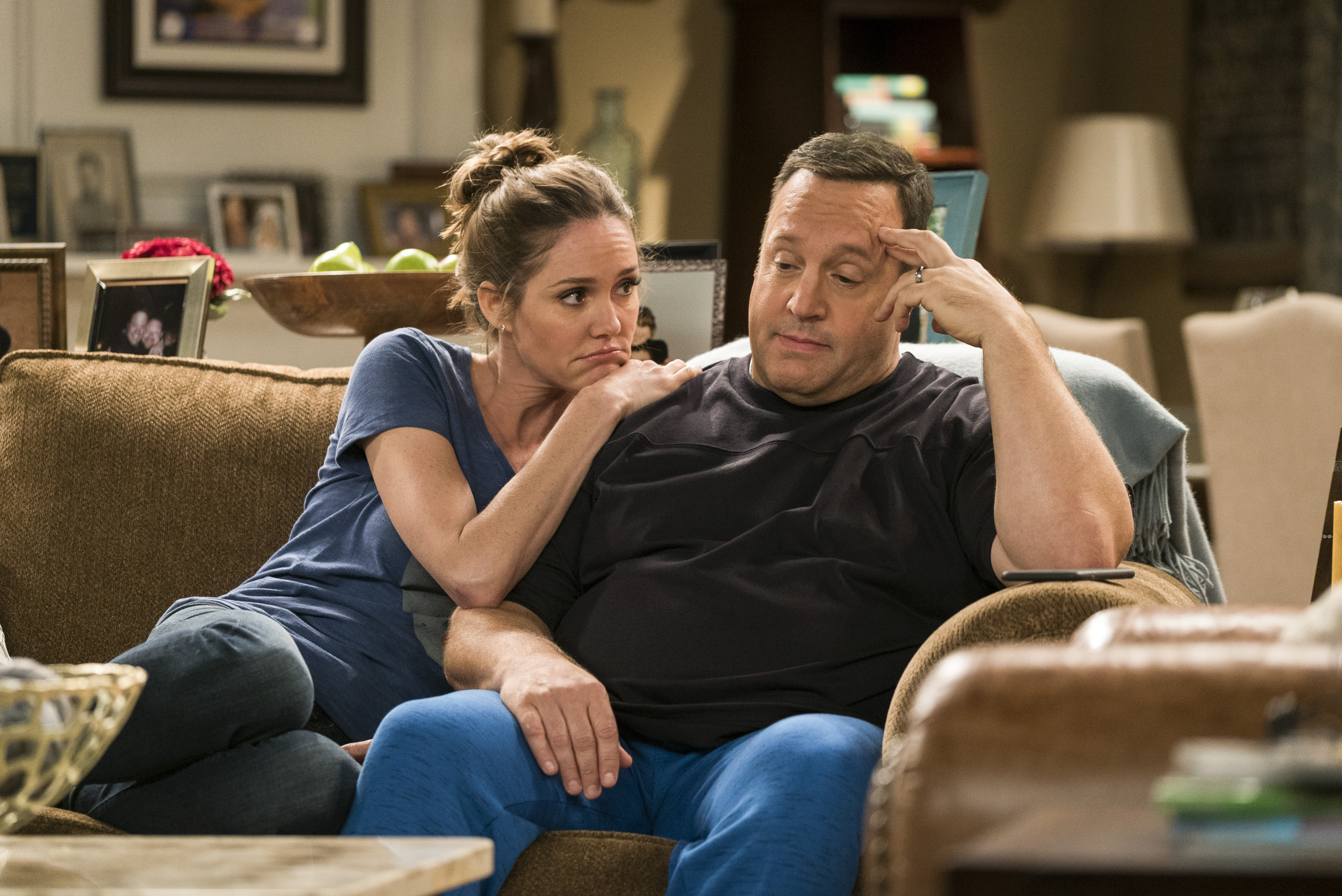 Kevin James Explains Why TV Wife Was Replaced