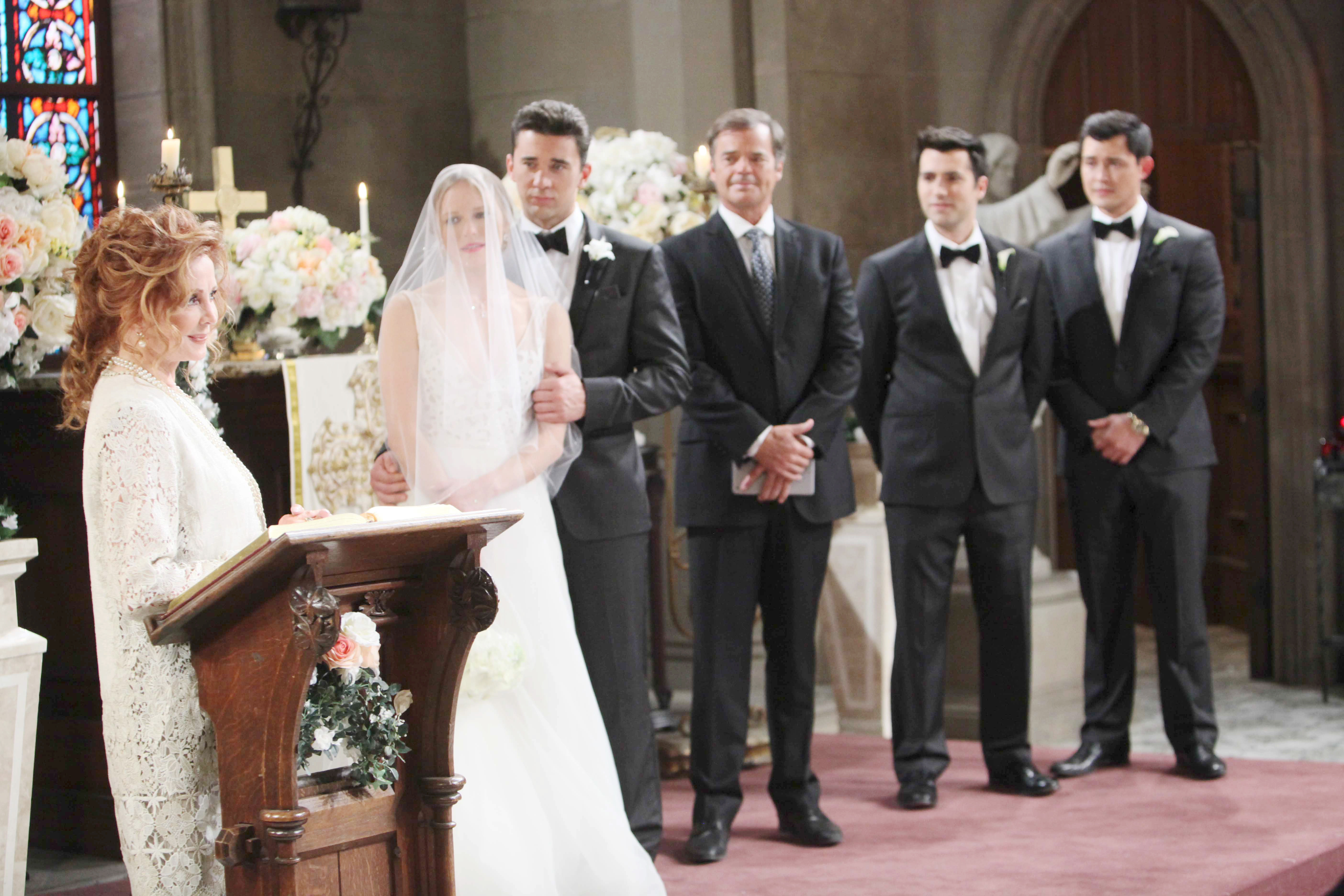 Days Of Our Lives Exclusive Interview: A Wedding To Remember
