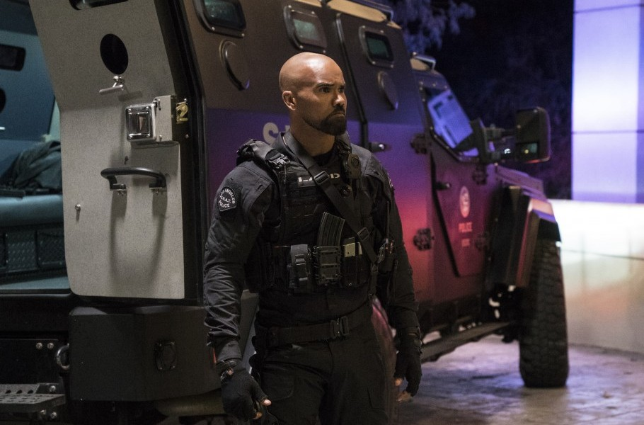 Shemar Moore Brings the Heat to New Series S.W.A.T.