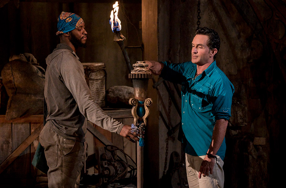 Survivor's Alan Ball Balked on Betraying Ashley Nolan
