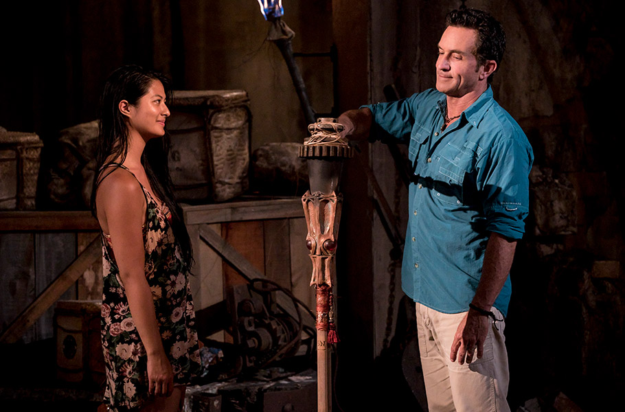 Simone Nguyen Reveals Ali Elliott, Patrick Bolton's Survivor Secret