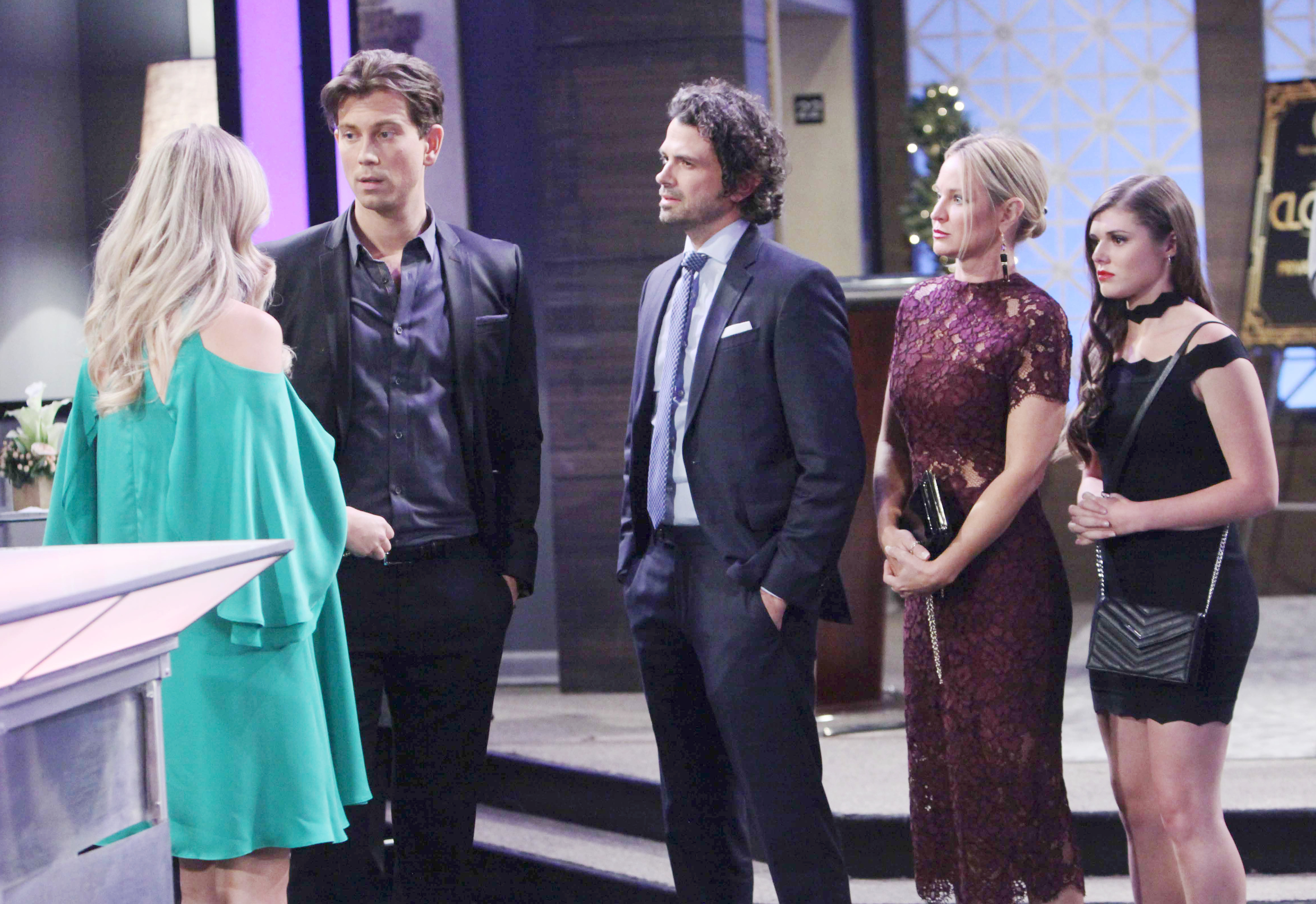 The Young and the Restless Spoilers: Coming Up November 10th –November 16th
