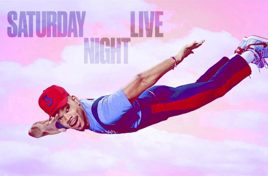 Saturday Night Live: Chance the Rapper calls out Batman