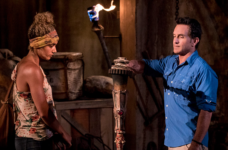 Survivor's Ali Elliott Dishes on Patrick Bolton and Ryan Ulrich