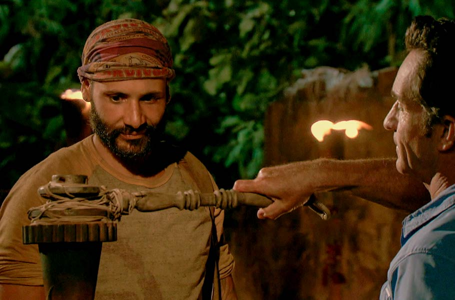 "Joe Mena Survivor Exit Interview: ""It was just all gameplay to me."""